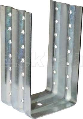 Скрытый металлический крепёж ДекТай Змейка-Лодочка 190 ЛЦС в Грозном Фото 3