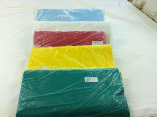 Одноразовые простыни, пеленки, салфетки