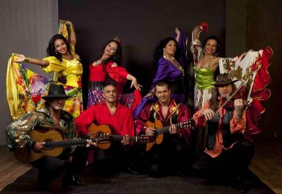 цыганский ансамбль Джелем