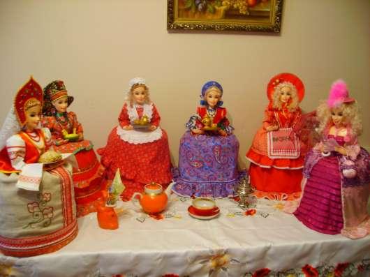 Кукла на чайник в Москве Фото 1