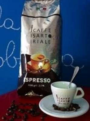 Итальянский кофе в зернах