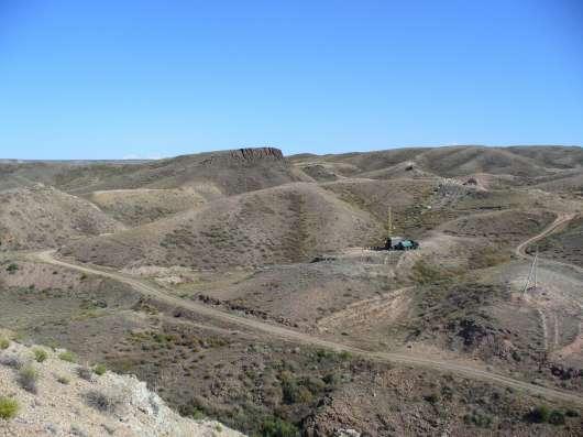 Месторождение вулканического туфа-цеолита