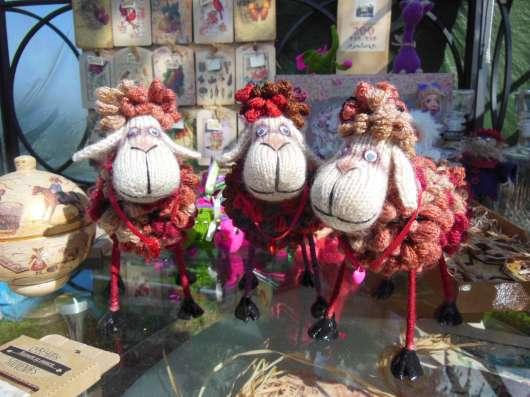 Игрушки Овечки, Барашки, Козочки и Козлики