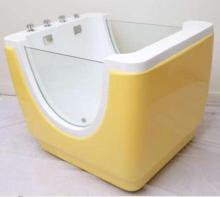 Детская ванна с гидромассажем