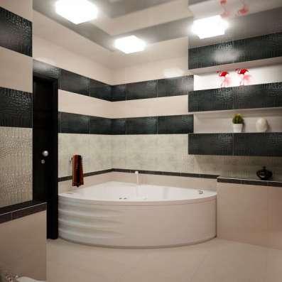 Ремонт ванной и туалетной комнаты в Красноярске Фото 2