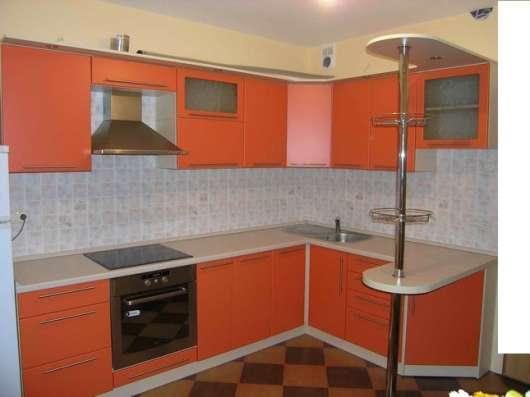 Кухонные гарнитуры в Новосибирске Фото 2