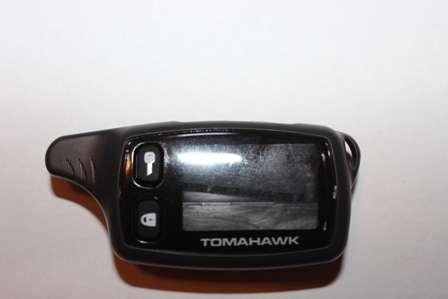 Корпус ЖК брелка Tomahawk TW9010.Новый.