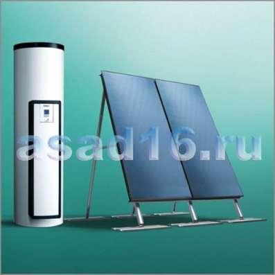 Солнечная установка Vaillant auroSTEP plus/4 2.250 HТ