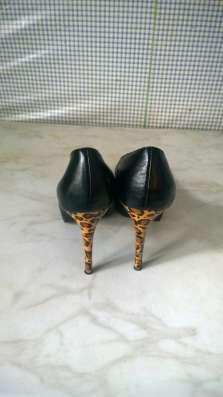 туфельки на шпильке