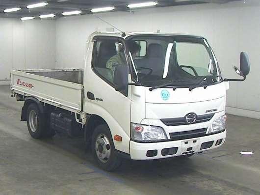 Hino dutro грузовик 2-х тонный бортовой