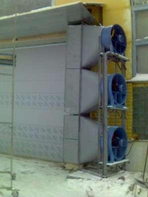 Энергосберегающие воздушные завесы ЗВШ