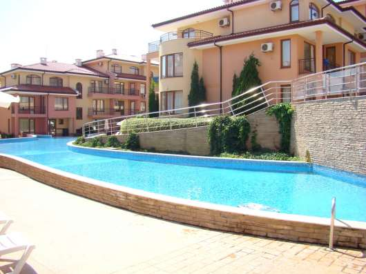 Двухкомнатная квартира в Болгарии на берегу моря