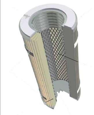 Сменный фильтрующий картридж Mahle GmbH