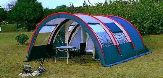 Палатка 4-6ти местная Coleman 3017