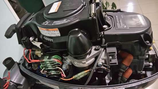 Продам отличный лодочный мотор YAMAHA F9,9, нога S в Владивостоке Фото 2