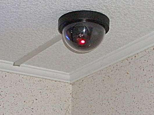 Камера безопасности (муляж) в Краснодаре Фото 4