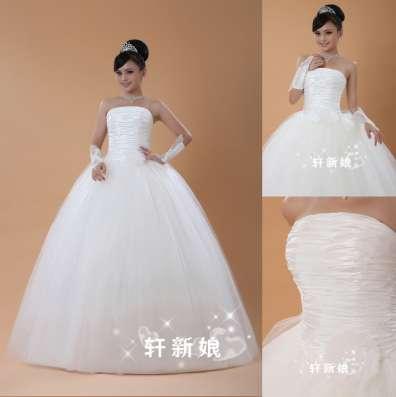 В наличии! Шикарные свадебные платья, НОВЫЕ, 4 шт. Не дорого в Ижевске Фото 3