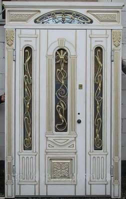 Двери входные металические в г. Львов Фото 3