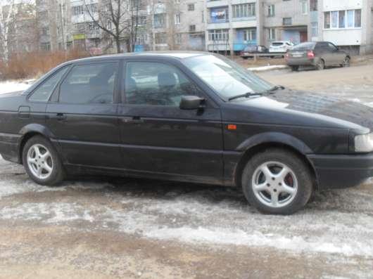 пассат б3 92г. после капиталки, цена 130 000 руб.,в Иванове Фото 1