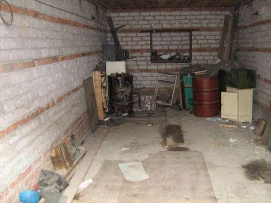 капитальный гараж в Томске Фото 1
