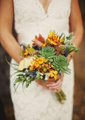 Букет невесты, букет дублёр.