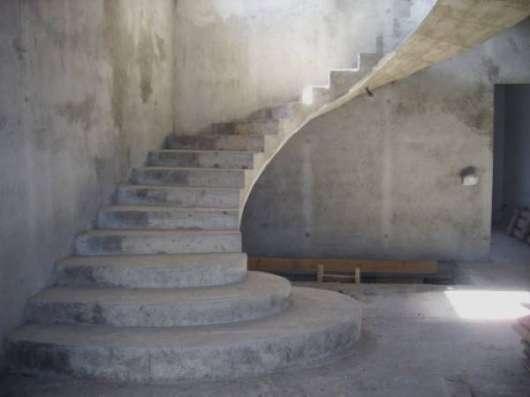 бетонные лестницы в Красноярске Фото 4