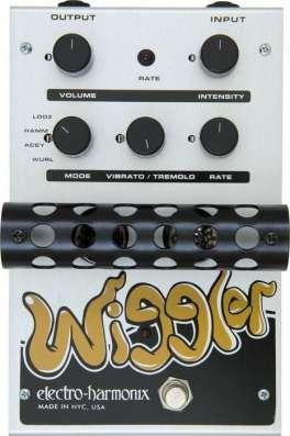 Electro-Harmonix Wiggler тремоло / вибрато