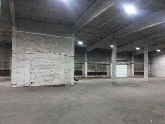 Теплые склады в Подольске 12 км от МКАД