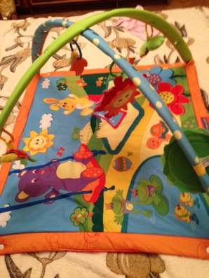 Продам коврик развивающий детский в Москве Фото 3