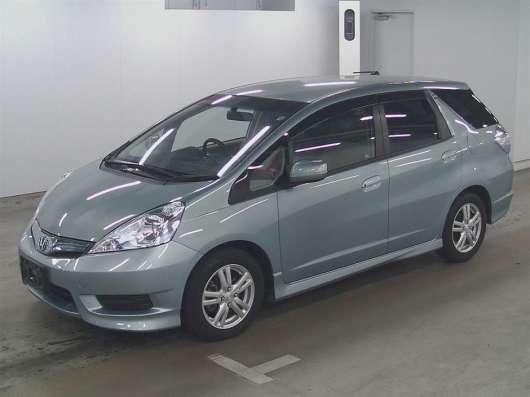 Honda Fit Shutlte Hybrid
