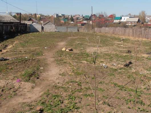 Земля под строительство дома в Старопышминске