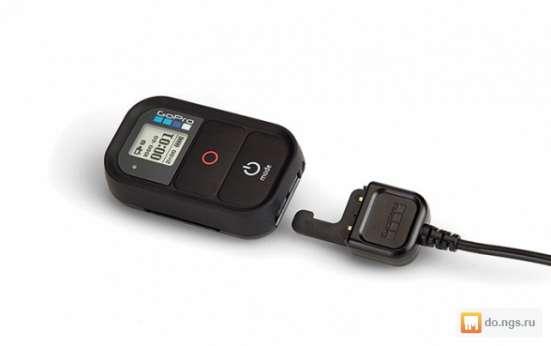 Wi-Fi пульт для GoPro Hero 3/ 3+ / 4+ зарядное