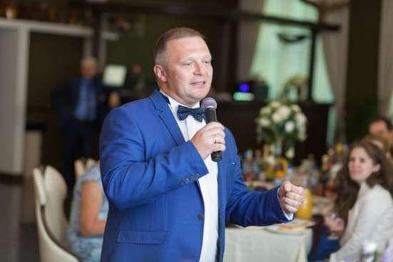 Поющий ведущий на юбилей, тамада на свадьбу, баянист. в Москве Фото 3
