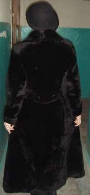 Пальто из мутона -шуба. в Ульяновске Фото 1