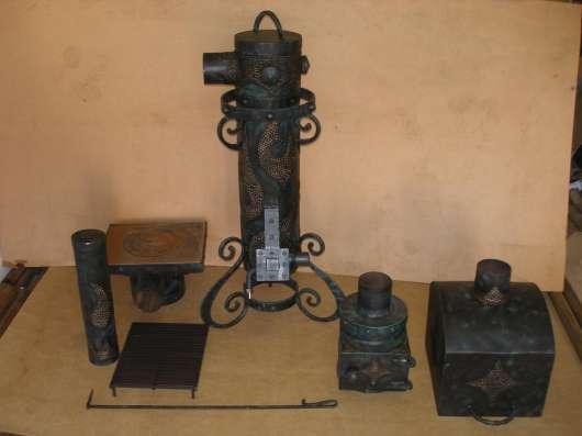 Котлы печи, тепловые пушки на отработке кладем каменные печи