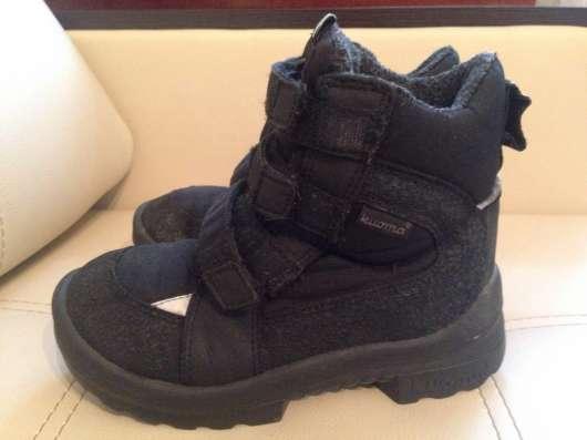 Ботинки Куома для мальчика