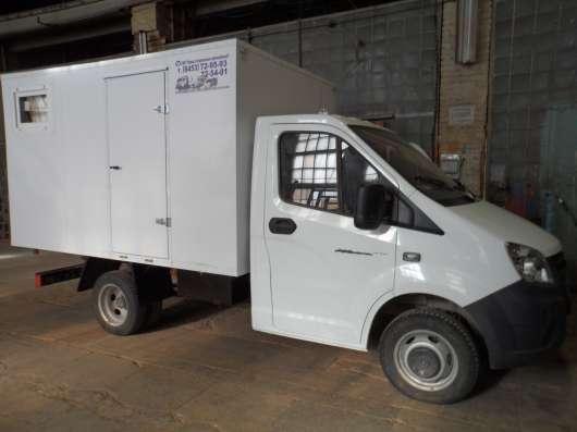 Производство ремонт автофургонов и блок-контейнеров на заказ