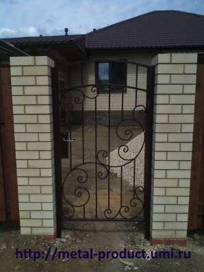 кованый забор, ворота, лестницы, перила... в Саратове Фото 3