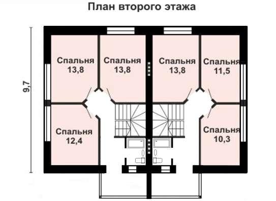 Дуплекс в Бакеево Солнечногорского р-на МО