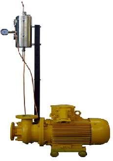 насос  для светлых нефтепродуктов  КМН100-80-160 2 Г СО