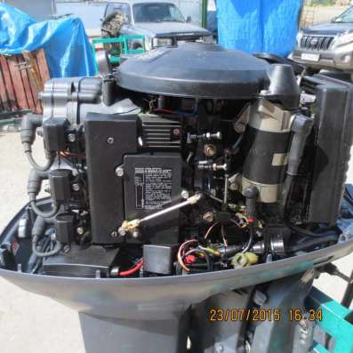 Продам отличный лодочный мотор YAMAHA 60 , из Японии в Владивостоке Фото 2