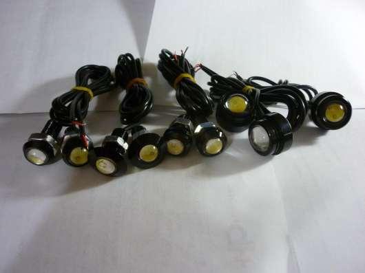 Светодиодные огни точечной установки
