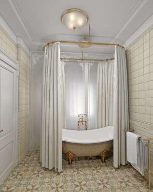 Превосходный дизайн интерьеров в английском стиле. Design O! в Санкт-Петербурге Фото 4