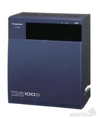 Panasonic KX-TDA100RU Мини-атс