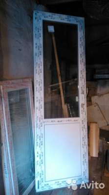 Дверь Rehau blitz 60мм