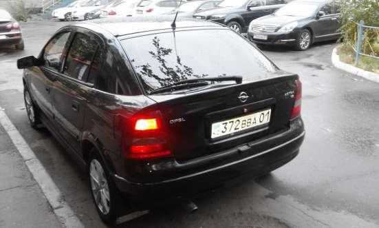 Продажа авто, Opel, Astra, Механика с пробегом 190000 км, в г.Астана Фото 2