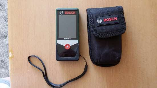 Лазерный дальномер PLR 50C Бош (Bosch)