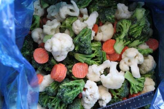 Овощные смеси в Новосибирске Фото 1