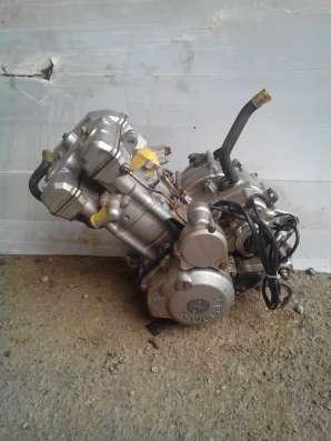 Двигатель KAWASAKI KLX 250