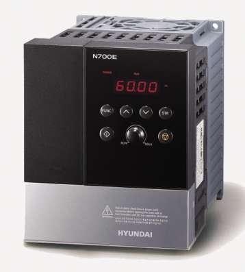 Преобразователь частоты Hyundai N700E 015HF 1.5 кВт